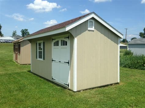 Nobody likes to purchase something without making sure they're getting a good deal. #1986 8×16 Quaker Deluxe Shed For Sale Cheap $2954 ...