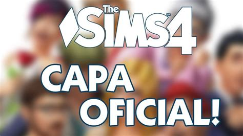 Today it's the largest the sims community in the world. The Sims 4 - Capa OFICIAL e Relançamento do Site Oficial ...