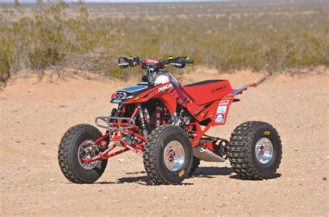 Project Atv Duncan Roll Designed Honda Trx250r Lobo