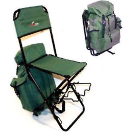 folding backpack stool seat chair rucksack fishing walking