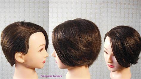 coupe courte effilée femme coupe femme courte d 233 grad 233 e m 232 che longue c 244 t 233 haircut for corte de pelo corto