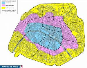 Carte Stationnement Paris : carte de paris plan touristique disneyland paris france ~ Maxctalentgroup.com Avis de Voitures