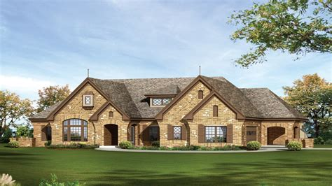 stone  story house plans  ranch style homes  story brick house country houses designs