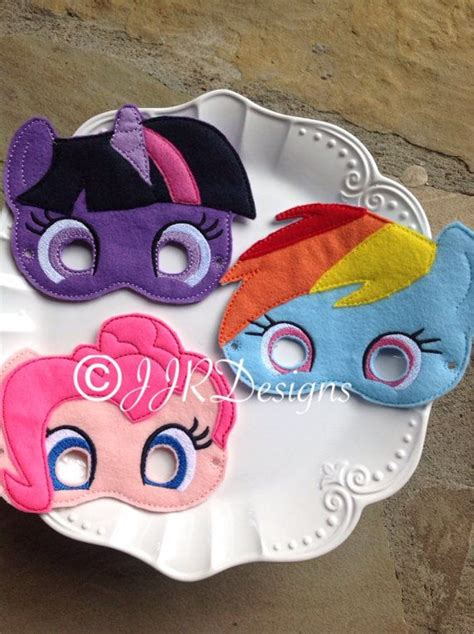 My Little Pony Pinkie Pie Mask