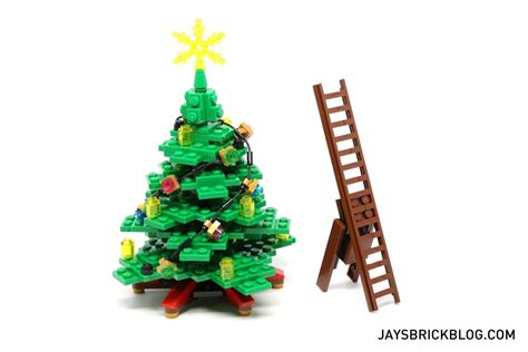 review lego  winter toy shop  jays brick blog