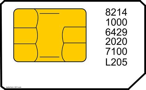 Handynutzer Sollten Sichere Sim-karten Einfordern