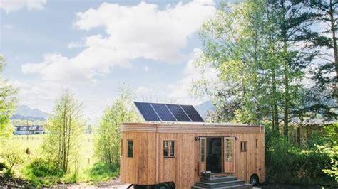 Energieautark Wohnen Dieses Haus Auf Rädern Macht's Möglich