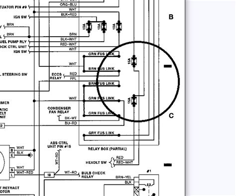 91 Nissan Wiring Diagram Light by 1991 Nissan 240sx 91 240sx Headlight Problem Turn My
