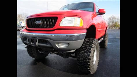 lifted ford  xlt  sale youtube