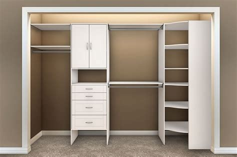 Closetmaid Master Bedroom Closet Configuration