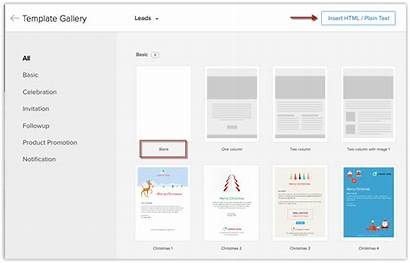 Email Template Crm Templates Zoho Help Escalation