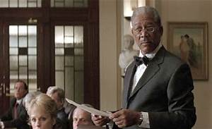 Morgan Freeman - Batman Begins '05 - Lucius Fox | Morgan ...