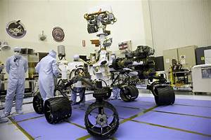 NASA - Mars Rover Well-Equipped for Studies
