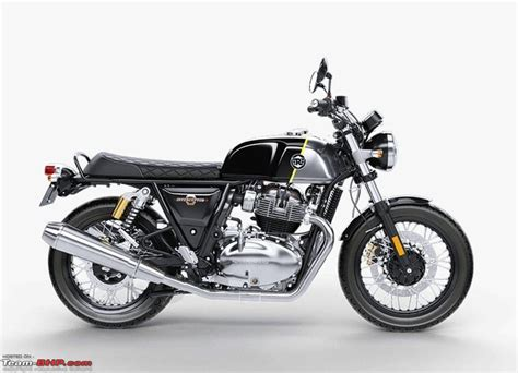 Royal Enfield Interceptor 650 Picture by Ridden Royal Enfield Interceptor 650 Continental Gt 650