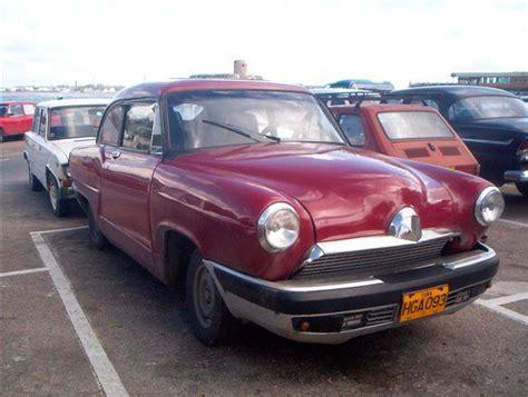 Antique Henry J Cars Still On The Road In Cuba Cuba