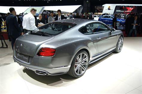 2018 Bentley Continental Gt Speed Rear Three Quarter Photo 13
