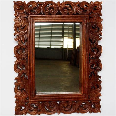 ideas  decorative wooden mirrors mirror ideas