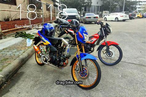 Motor Mio Thailook by 40 Foto Gambar Modifikasi Motor Sonic Racing