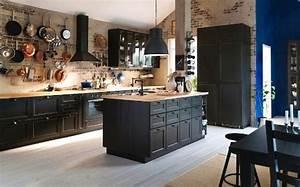 Modeles Cuisine Ikea : maison jardin cuisine d tente d couvrez les nouvelles cuisines ikea ~ Dallasstarsshop.com Idées de Décoration