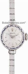 Rolex Serial Numbers Ladies Rolex Cocktail Watch Save On Authentic Rolex At Bob 39 S