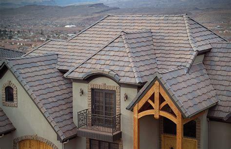 flat tile flat concrete roof tiles