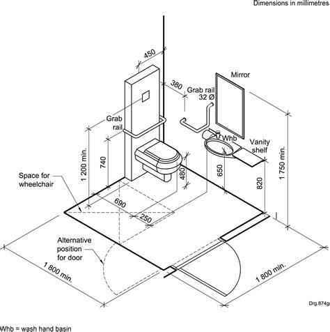 bathroom handicap bathroom dimensions  easy guide    build bathroom design