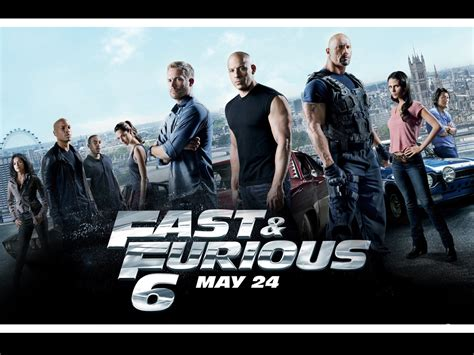 Fast And Furious 6 Hq Movie Wallpapers