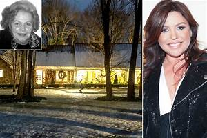 Housesitting Business Rachael Ray S Family In Bitter Feud After Aunt Dies In