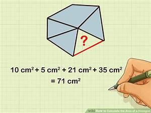 Cm2 Berechnen : 4 ways to calculate the area of a hexagon wikihow ~ Themetempest.com Abrechnung