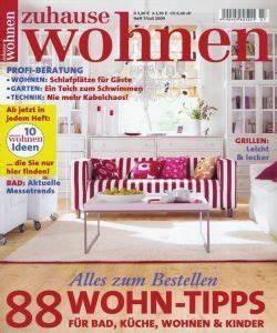 Wohnen Magazin : alles ber die zeitschrift zuhause wohnen ratgeber ~ Orissabook.com Haus und Dekorationen