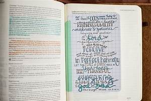 1000 images about bible journaling on pinterest With red letter journaling bible