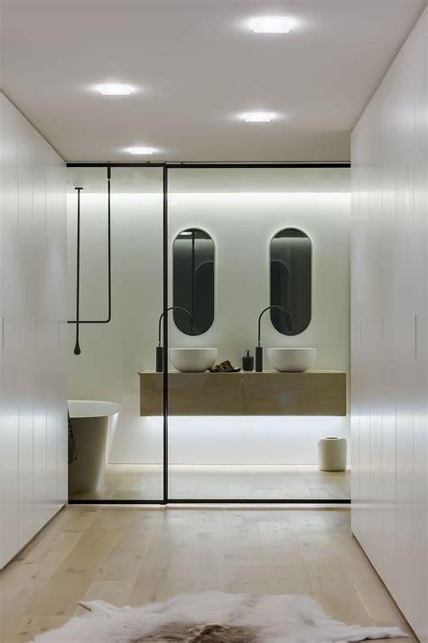 ingenious contemporary bathroom  minosa design refreshingly radiant