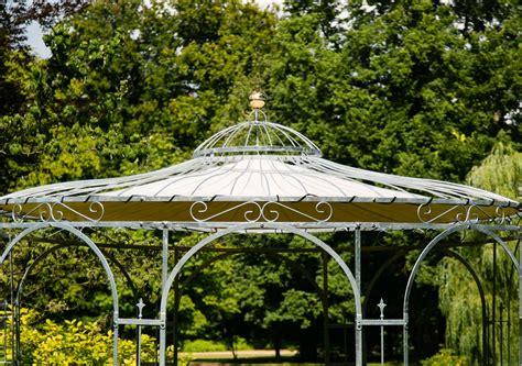 Garten Pavillon by Sonnenschutz F 252 R Gartenpavillon Metall Eleganz 216 250cm