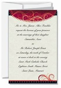 wedding etiquette for deceased parents ehow party With wedding invitation wording daughter of
