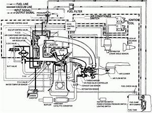 1996 Nissan Maxima Engine Diagram