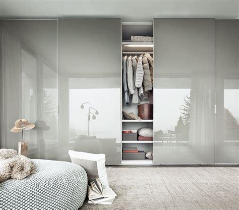 chambres contemporaines foto8 lema armadio fina anta scorrevole cose di casa