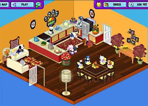 Webkinz Bedroom Themes by Webkinz Rooms Fall Kitchen I This Webkinz
