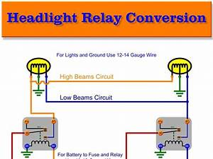 30 Unique Headlight Relay Wiring Diagram