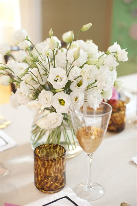 white flower table l 57 best images about dining room table centerpiece ideas