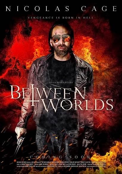 Worlds Between Trailer Movie Poster