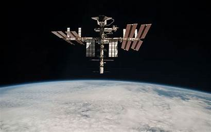 Space Station Iss International Desktop Wallpapers Mobile