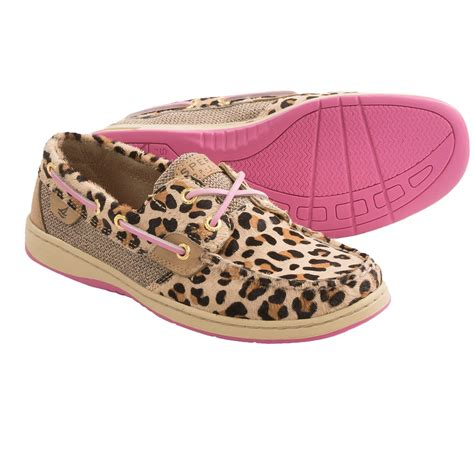 Leopard Boat Shoes by Sperry Leopard Print Sandals Leopard Print Sandals