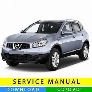 Nissan Qashqai Service Manual  2006