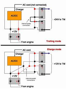24 Volt Wiring Diagram For Trolling Motor