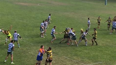 bagarre rugby bagarre rugby fight
