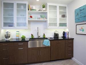 Two toned kitchen cabinets pictures ideas from hgtv hgtv for Kitchen colors with white cabinets with 2 panel wall art