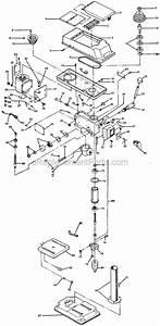 Dayton Drill Press Manual 3z918