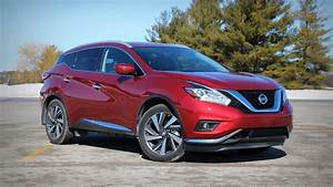 2017 Nissan Murano Review