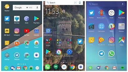 Launchers Launcher Android Phone Transform Expertreviews Er