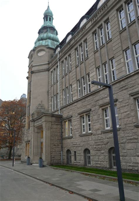 Bismarckschule Hannover Mikrotrockenstrahlreinigung